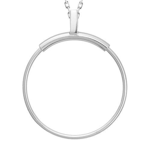 Rotating Circle Pendant