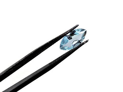 Maruis Cut Blue Topaz