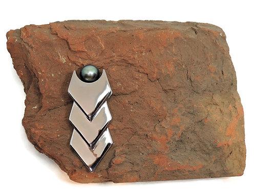 "Sterling Silver""MAUI"" Pendant"