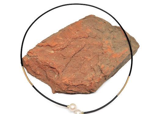 Rubber Wrap Necklace