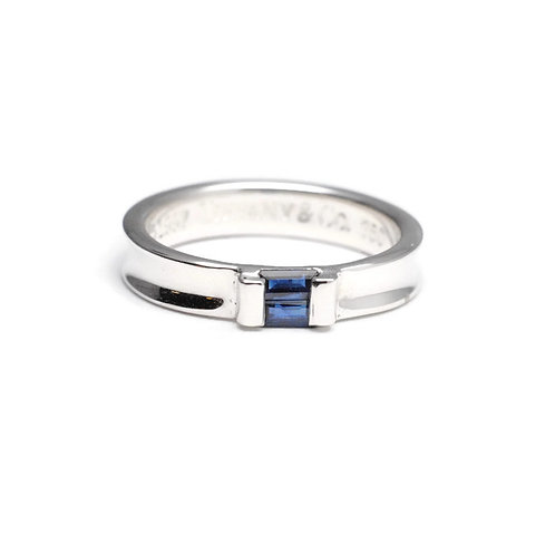 Tiffany and Co. Pre-Owned Sapphire Ring