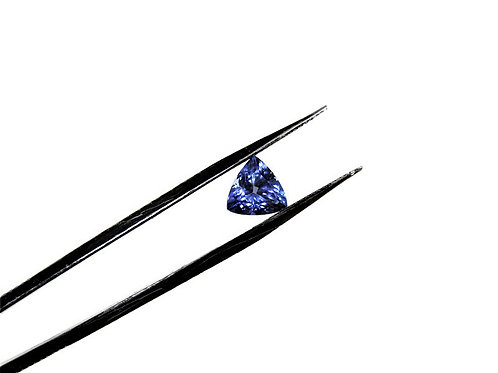 Trillion Cut Tanzanite