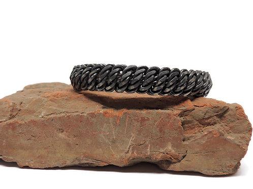 Vortex Cuff Bracelet by Davis Hatcher