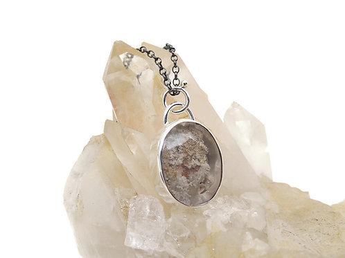 Lodalite Pendant in Sterling Silver