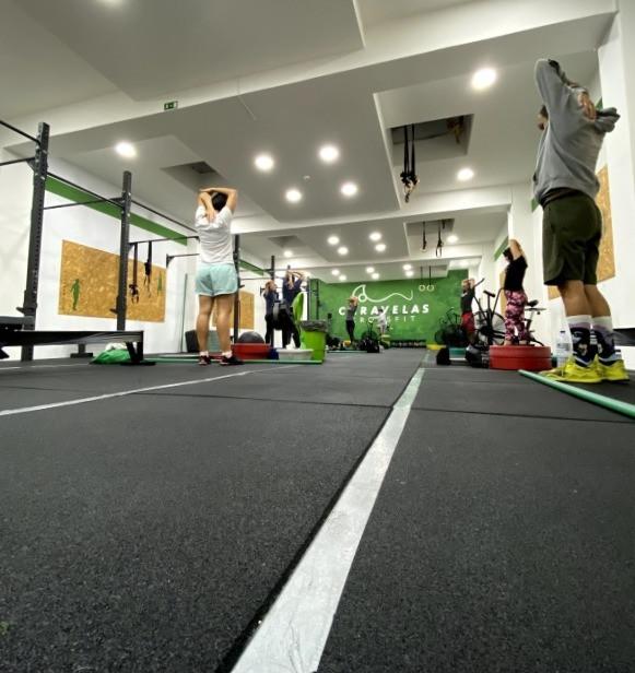 Nosso espaço - Box CrossFit Caravelas