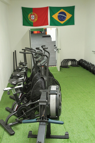 Ergômetros - Assault bikes & Concept rows