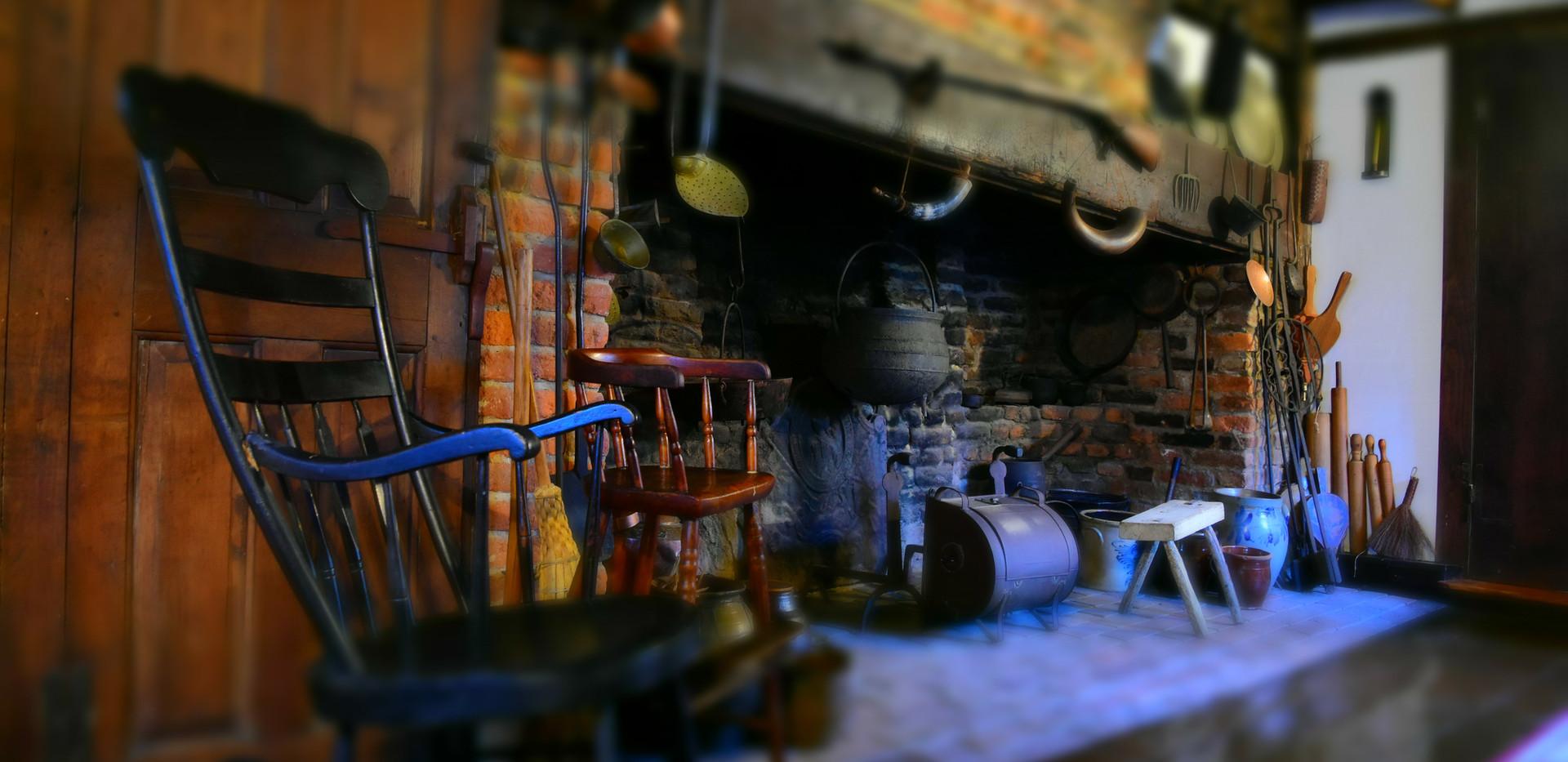 Daniels House - Hall Fireplace.jpg