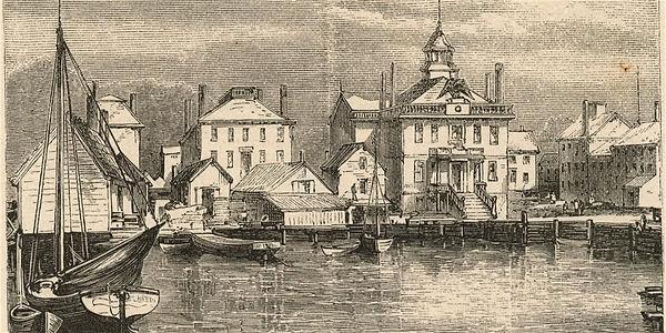Daniels House Tour: Salem with the Silsb