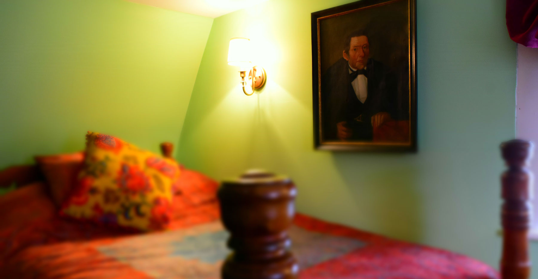 The Daniels House Bed and Breakfast - Butler Room