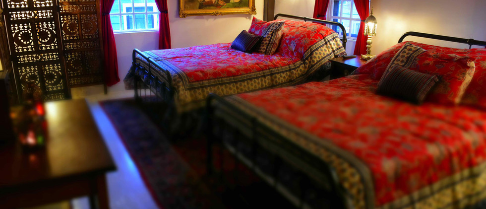 The Daniels House Bed and Breakfast -The East India Room