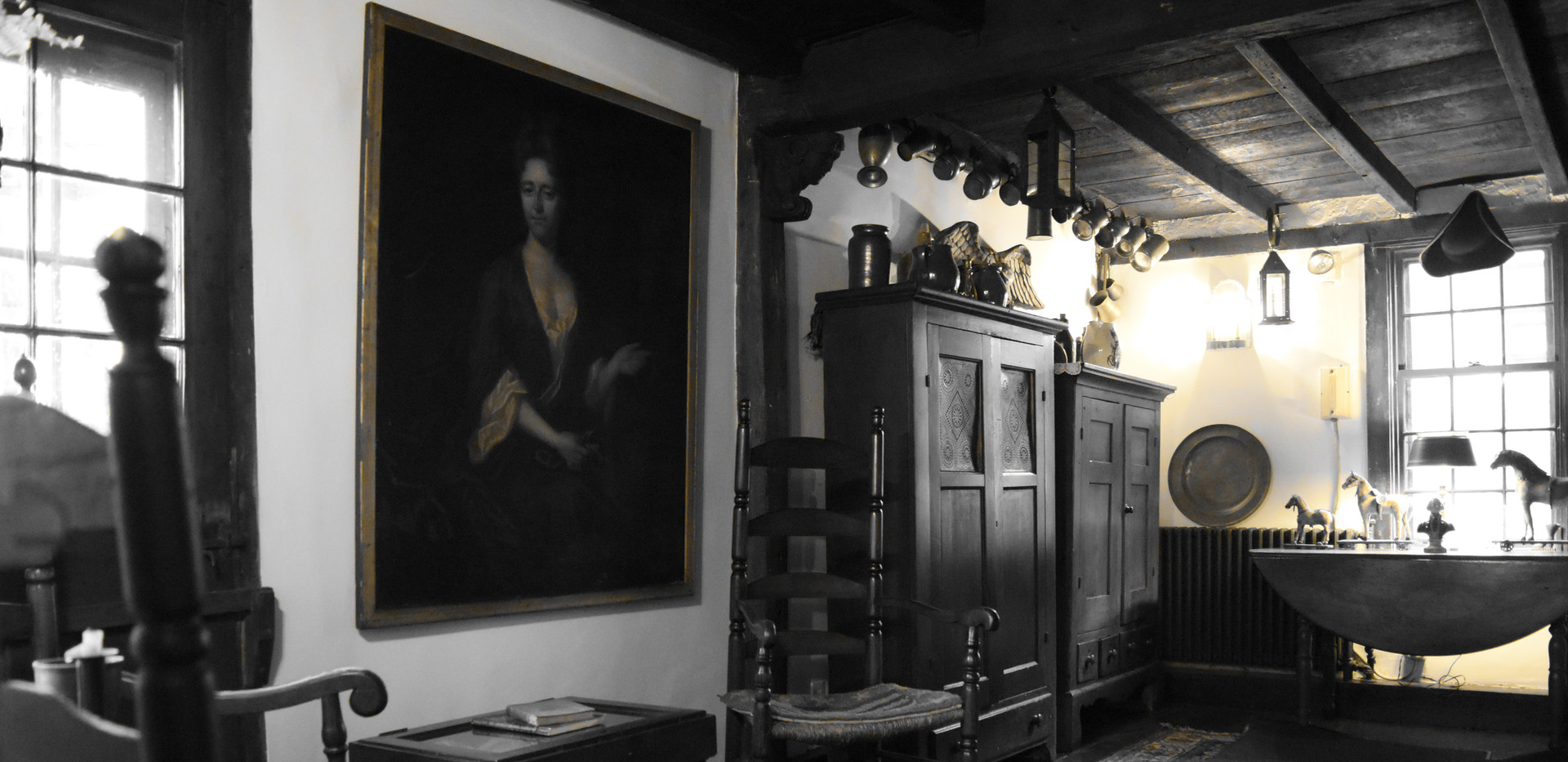 The Old Hall 1667