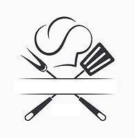 chef-master-logo-with-chef-hat-on-white-