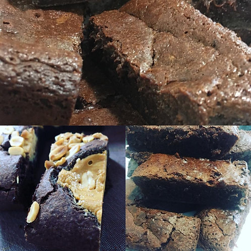 Brownies selction box