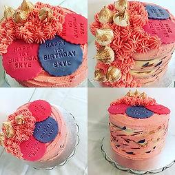 #birthdaycake #dairyfree #glutenfree #th