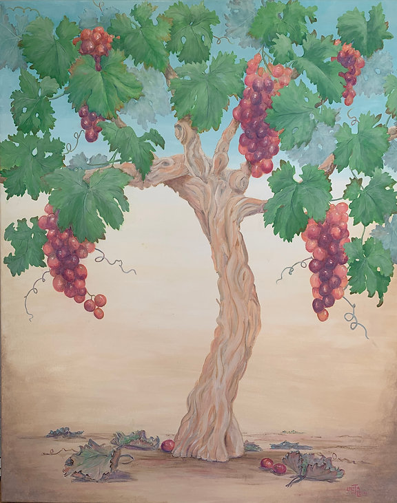 wix I am the vine you are the branches.j