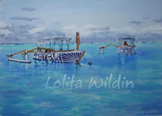 Outriggers Bora Bora