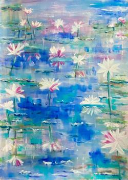 Kakadu Waterlilies