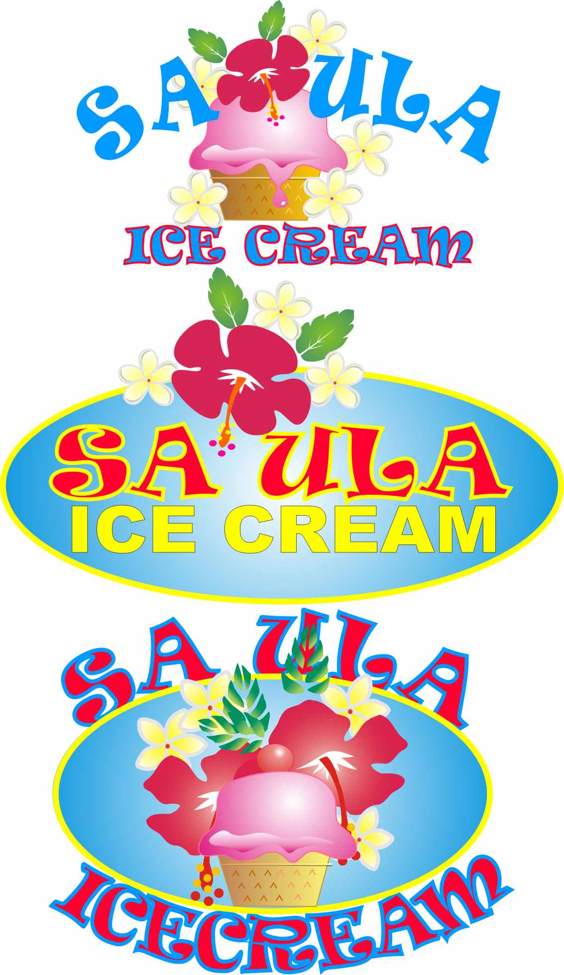 Sa Ula Icecream Fiji