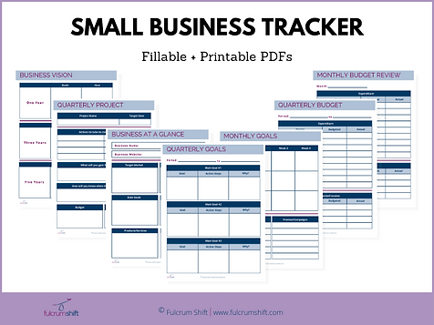 FS_Graphic Display_Small Business Tracke