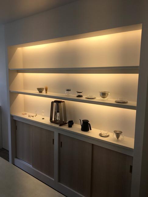 京都の女性一級建築士【日菜設計室】カフェ