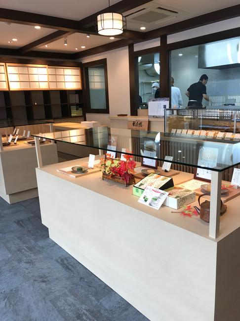京都の女性一級建築士【日菜設計室】店舗&カフェ