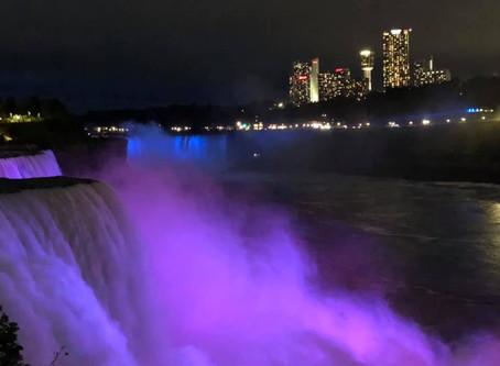 Metalhead Money Goes to Niagara Falls