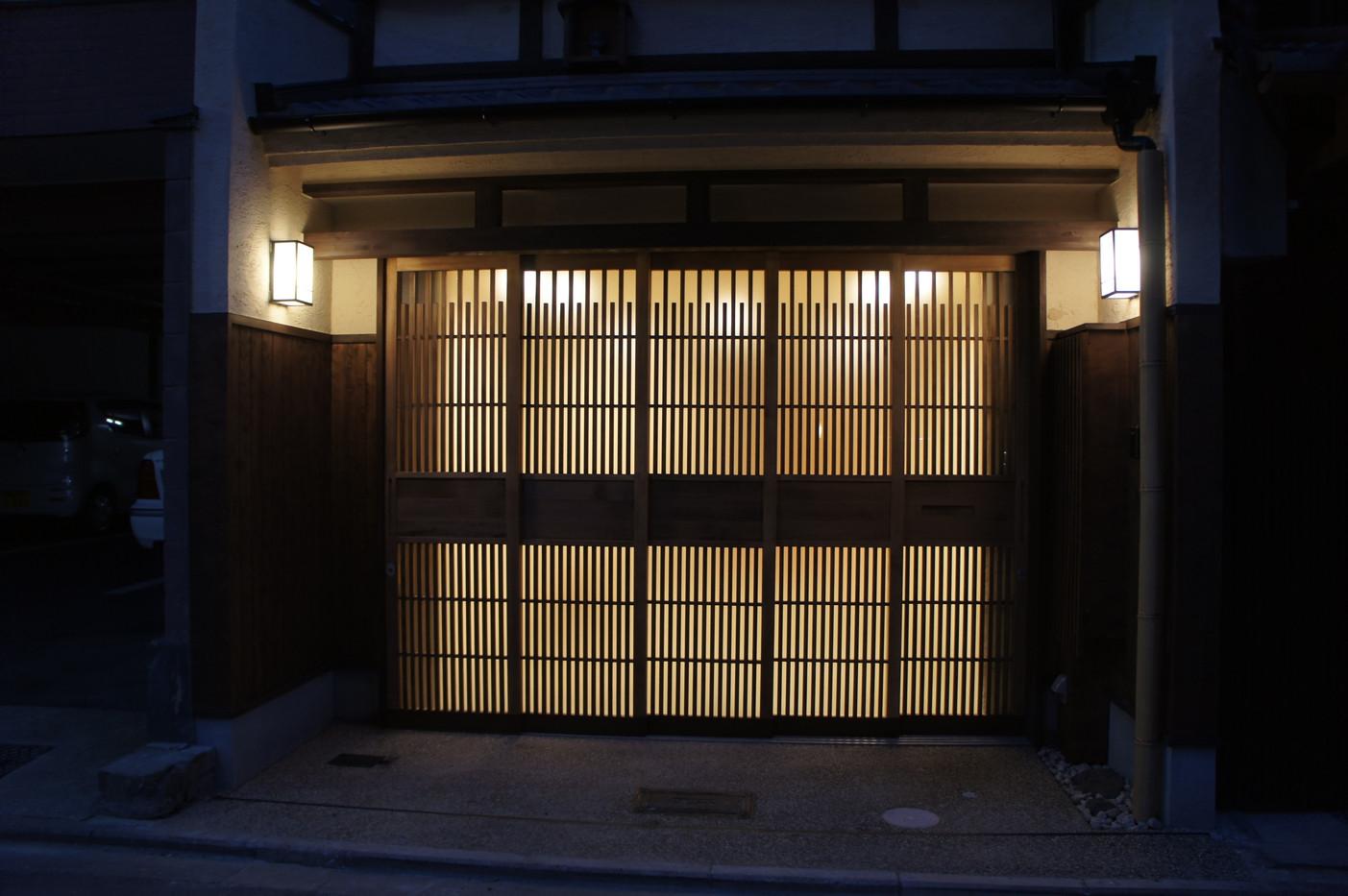京都の女性一級建築士【日菜設計室】カフェ&住宅
