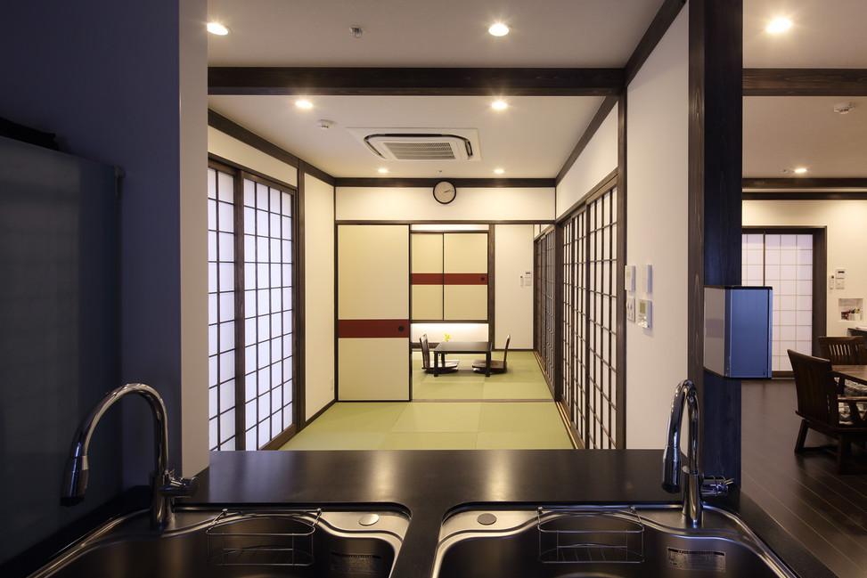 京都の女性一級建築士【日菜(ひな)設計室】施設リノベーション