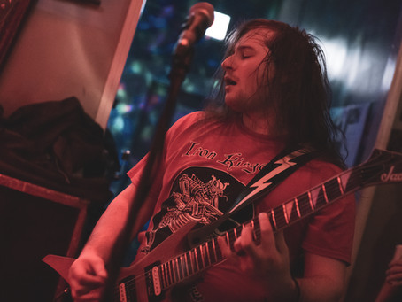 Musician of the Month, August 2020: Tucker Thomasson of Throne of Iron