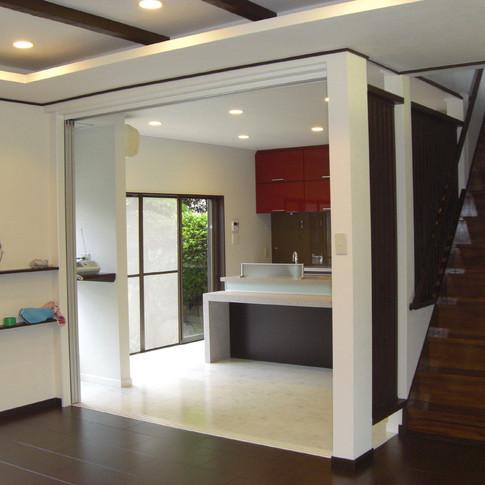 京都の女性一級建築士【日菜(ひな)設計室】住宅リフォーム