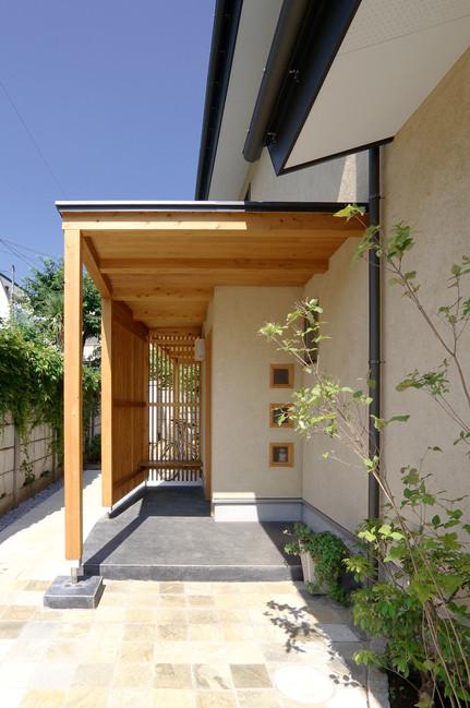 京都の女性一級建築士【日菜設計室】住宅