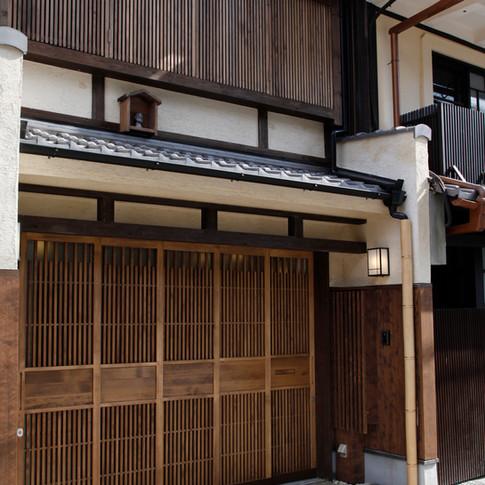 京都の女性一級建築士【日菜(ひな)設計室】カフェ&住宅