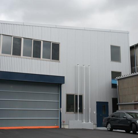 京都の女性一級建築士【日菜(ひな)設計室】工場