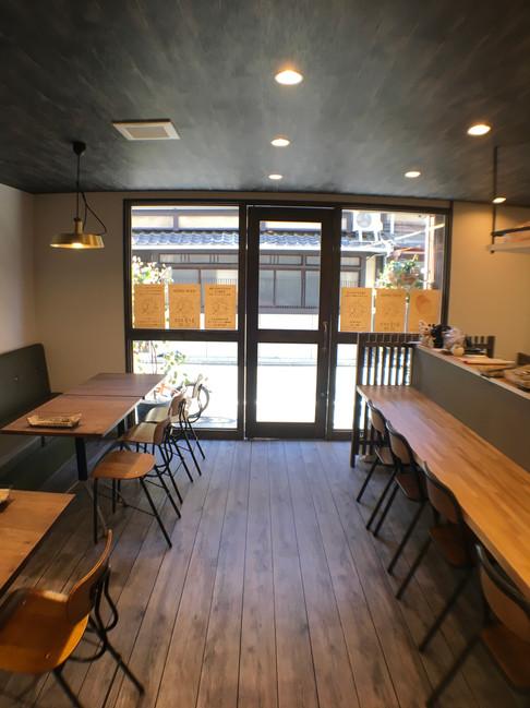 京都の女性一級建築士【日菜設計室】飲食店