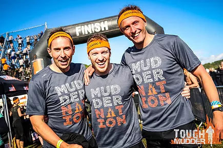 The Nuëcø Team take to muddy waters to raise money for the NSPCC! 