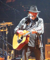 Neil Young, Amsterdam 2017