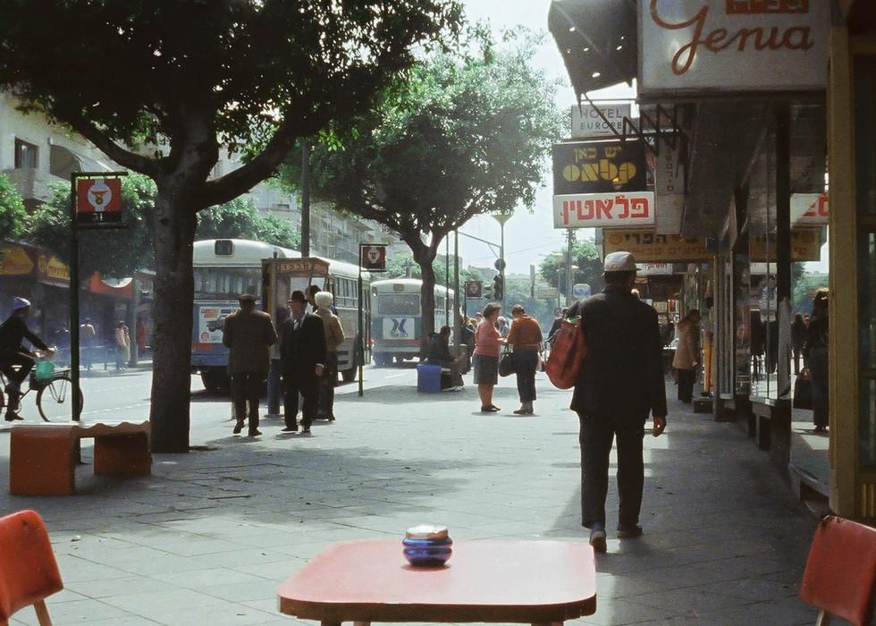 Allenby tel aviv 1979.jpg