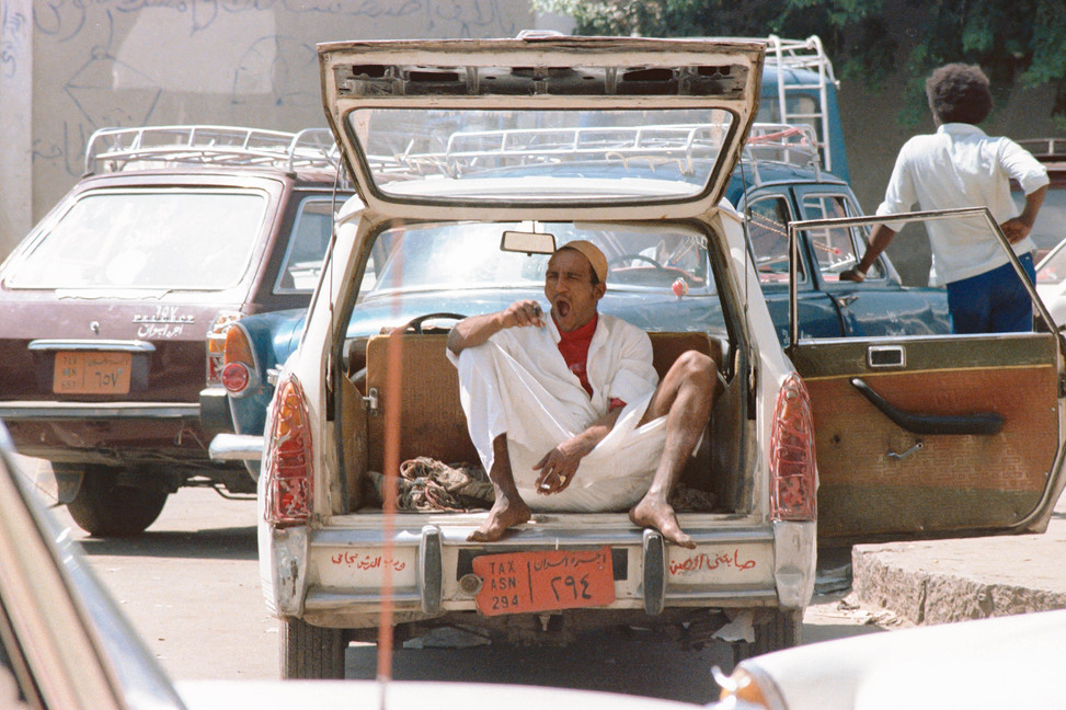 Luxor taxi