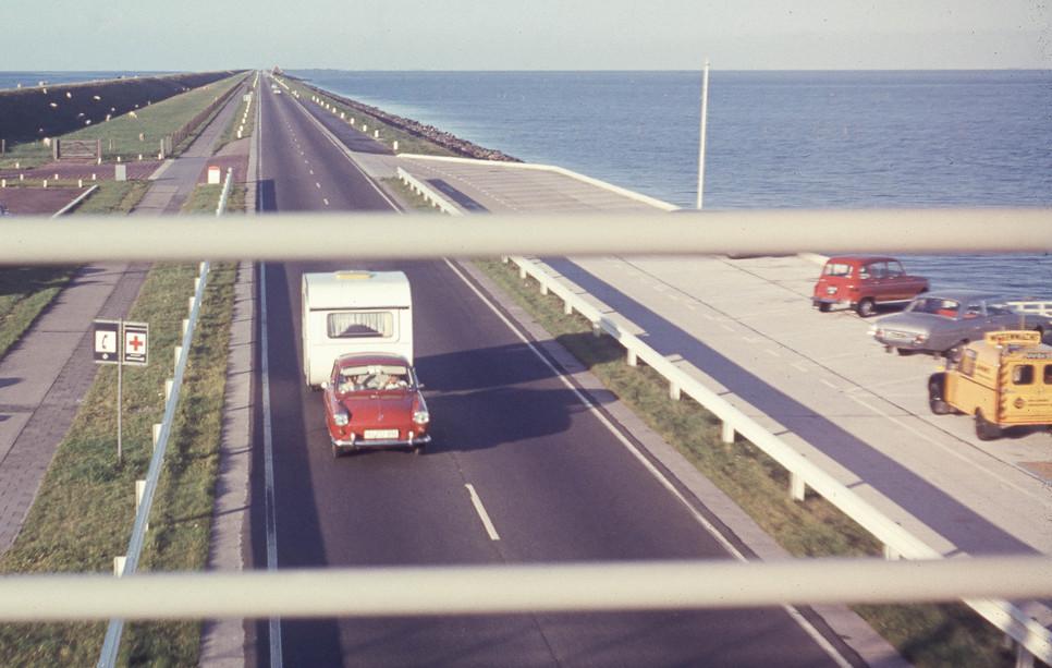 Afsluitdijk 1963