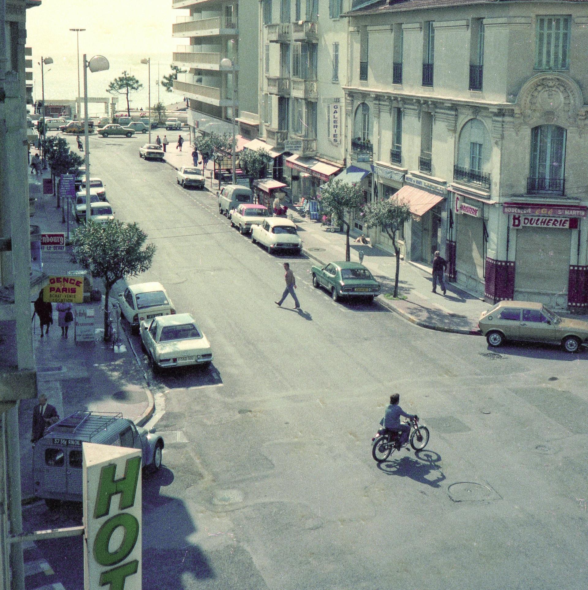 Juan les pins 1976