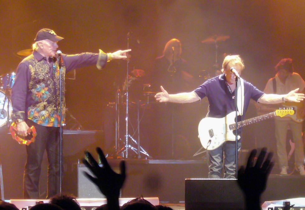 Beach Boys - Mike Love, Alan Jardine 2012