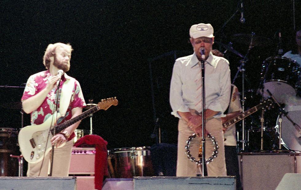 Beach Boys - Alan Jardine, Mike Love 1980