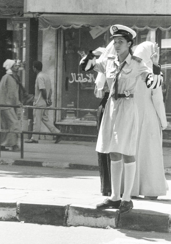 Cairo pedestrian regulator