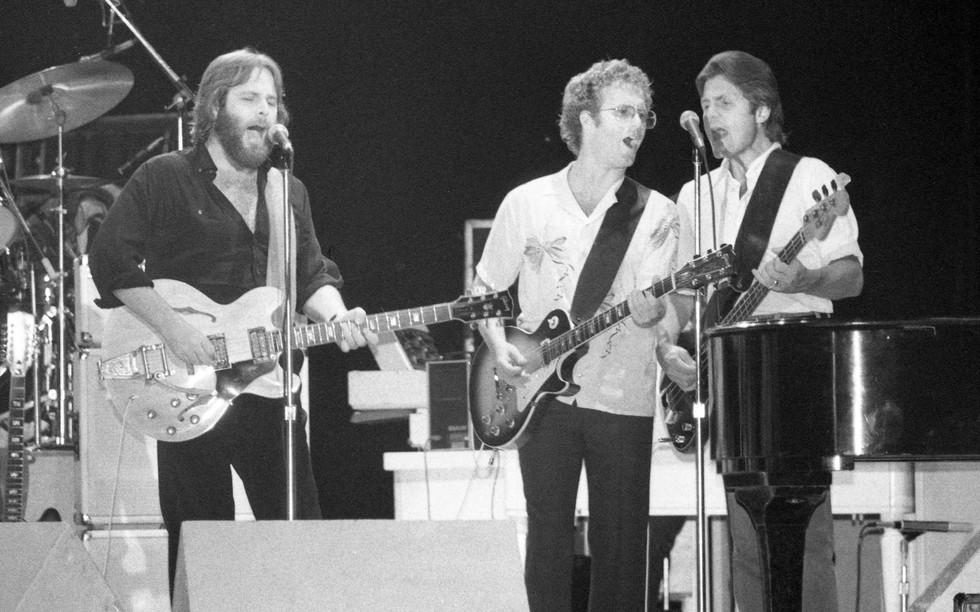 Beach Boys - Carl Wilson, Ed Carter,Bruce Johnson 1980