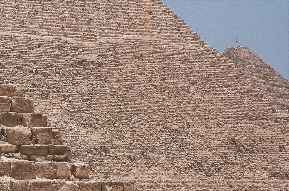 Gizeh Pyramides