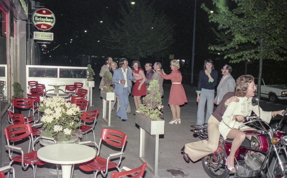 party huizinga 1973.jpg