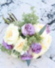 Rose, gardenrose bouquet $90.JPG