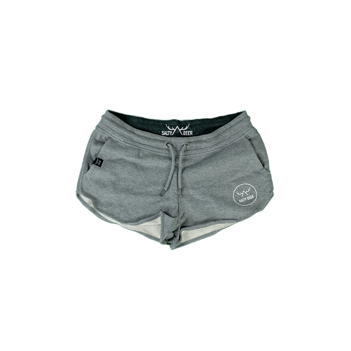 Shorts Circle Logo Women