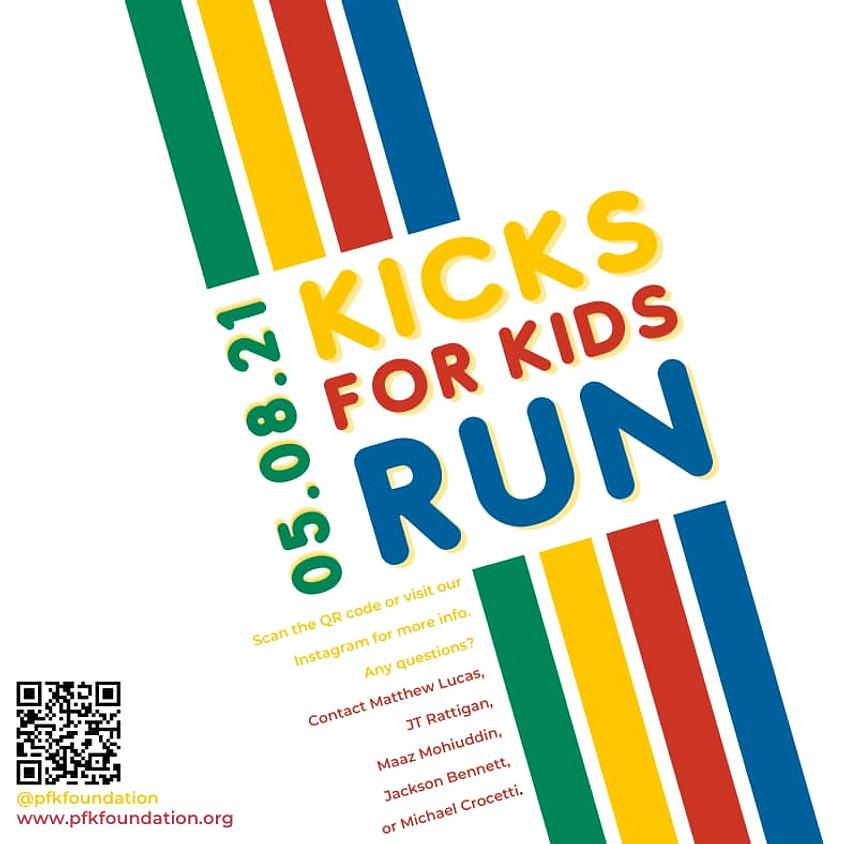 Kicks For Kids 5K
