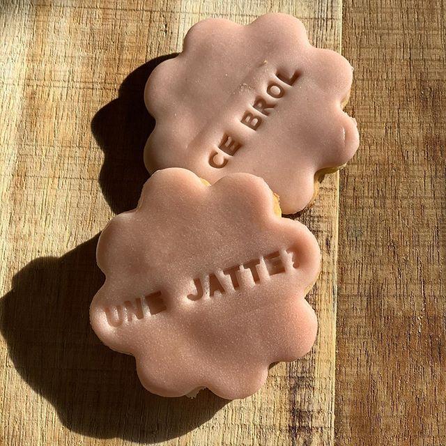 Un petit biscuit, une expression ..